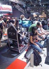 gamescom gt5 setup